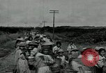 Image of Mexican women and children of Federal Soldiers Mexico City Mexico, 1914, second 8 stock footage video 65675029260