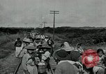 Image of Mexican women and children of Federal Soldiers Mexico City Mexico, 1914, second 9 stock footage video 65675029260