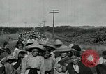 Image of Mexican women and children of Federal Soldiers Mexico City Mexico, 1914, second 11 stock footage video 65675029260