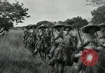 Image of Mexican Federal cavalry and army forces march on plains Veracruz Mexico, 1914, second 6 stock footage video 65675029261