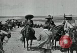Image of General Francisco Beltran during Mexican Revolution Veracruz Mexico, 1914, second 6 stock footage video 65675029263