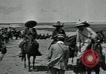 Image of General Francisco Beltran during Mexican Revolution Veracruz Mexico, 1914, second 8 stock footage video 65675029263