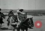 Image of General Francisco Beltran during Mexican Revolution Veracruz Mexico, 1914, second 11 stock footage video 65675029263
