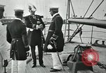Image of Mexican federal warships at anchor during Mexican Revolution Veracruz Mexico, 1914, second 7 stock footage video 65675029267