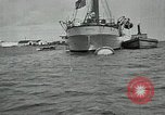 Image of Mexican federal warships at anchor during Mexican Revolution Veracruz Mexico, 1914, second 11 stock footage video 65675029267