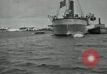 Image of Mexican federal warships at anchor during Mexican Revolution Veracruz Mexico, 1914, second 12 stock footage video 65675029267