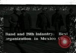 Image of Mexican Federal 28th infantry troops Mexico City Mexico, 1914, second 1 stock footage video 65675029269