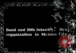 Image of Mexican Federal 28th infantry troops Mexico City Mexico, 1914, second 2 stock footage video 65675029269