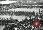 Image of Mexican Federal 28th infantry troops Mexico City Mexico, 1914, second 4 stock footage video 65675029269
