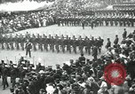 Image of Mexican Federal 28th infantry troops Mexico City Mexico, 1914, second 5 stock footage video 65675029269