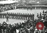 Image of Mexican Federal 28th infantry troops Mexico City Mexico, 1914, second 6 stock footage video 65675029269