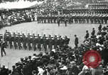 Image of Mexican Federal 28th infantry troops Mexico City Mexico, 1914, second 8 stock footage video 65675029269
