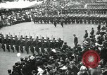 Image of Mexican Federal 28th infantry troops Mexico City Mexico, 1914, second 9 stock footage video 65675029269