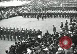 Image of Mexican Federal 28th infantry troops Mexico City Mexico, 1914, second 10 stock footage video 65675029269