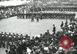 Image of Mexican Federal 28th infantry troops Mexico City Mexico, 1914, second 12 stock footage video 65675029269