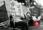 Image of Unloading flour bags from freighter  Archangel Russia, 1918, second 1 stock footage video 65675029275