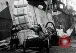 Image of Unloading flour bags from freighter  Archangel Russia, 1918, second 4 stock footage video 65675029275