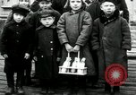 Image of Russian children receive coins Archangel Russia, 1918, second 3 stock footage video 65675029276