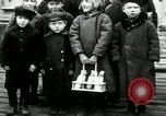 Image of Russian children receive coins Archangel Russia, 1918, second 5 stock footage video 65675029276