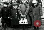 Image of Russian children receive coins Archangel Russia, 1918, second 9 stock footage video 65675029276