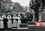 Image of Red Cross hospital Archangel Russia, 1918, second 1 stock footage video 65675029277