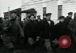 Image of Smiling Bolshevik prisoners Archangel Russia, 1918, second 9 stock footage video 65675029278