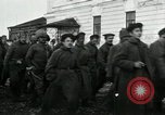 Image of Smiling Bolshevik prisoners Archangel Russia, 1918, second 11 stock footage video 65675029278