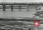 Image of Sawmill operations Arkhangelsk Russia, 1918, second 2 stock footage video 65675029279
