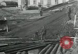 Image of Sawmill operations Arkhangelsk Russia, 1918, second 12 stock footage video 65675029279