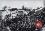 Image of Nazi U-Boats Lorient Germany, 1943, second 7 stock footage video 65675029289