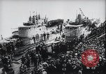 Image of Nazi U-Boats Lorient Germany, 1943, second 9 stock footage video 65675029289