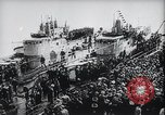 Image of Nazi U-Boats Lorient Germany, 1943, second 10 stock footage video 65675029289