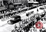 Image of 100th Anniversary of Louis Braille death Paris France, 1952, second 7 stock footage video 65675029292