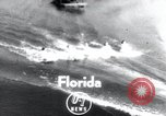 Image of water skiing Florida United States USA, 1958, second 1 stock footage video 65675029297