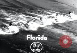 Image of water skiing Florida United States USA, 1958, second 3 stock footage video 65675029297