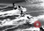 Image of water skiing Florida United States USA, 1958, second 6 stock footage video 65675029297