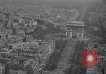 Image of General De Gaulle Paris France, 1958, second 7 stock footage video 65675029298
