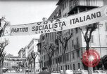 Image of Parliamentary elections Italy, 1958, second 7 stock footage video 65675029299