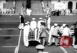 Image of bodies of unknown soldiers Washington DC USA, 1958, second 11 stock footage video 65675029300