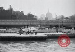 Image of commercially Chartered helicopters New York United States USA, 1958, second 6 stock footage video 65675029302