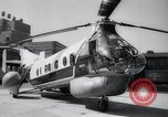 Image of commercially Chartered helicopters New York United States USA, 1958, second 7 stock footage video 65675029302