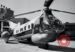Image of commercially Chartered helicopters New York United States USA, 1958, second 9 stock footage video 65675029302