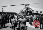 Image of commercially Chartered helicopters New York United States USA, 1958, second 10 stock footage video 65675029302