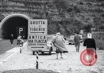 Image of excavations at grotto of Emperor Tiberius Syria, 1958, second 9 stock footage video 65675029303