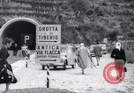 Image of excavations at grotto of Emperor Tiberius Syria, 1958, second 10 stock footage video 65675029303
