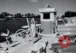 Image of bathing caps Florida United States USA, 1958, second 6 stock footage video 65675029305