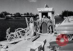 Image of bathing caps Florida United States USA, 1958, second 11 stock footage video 65675029305
