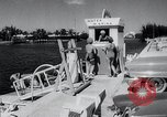 Image of bathing caps Florida United States USA, 1958, second 12 stock footage video 65675029305
