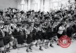 Image of child boxing tournament Annapolis Maryland USA, 1960, second 11 stock footage video 65675029309