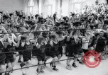 Image of child boxing tournament Annapolis Maryland USA, 1960, second 12 stock footage video 65675029309